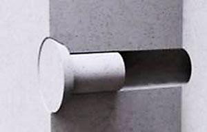 Tipos de tubo pasamuro y cono para encofrados